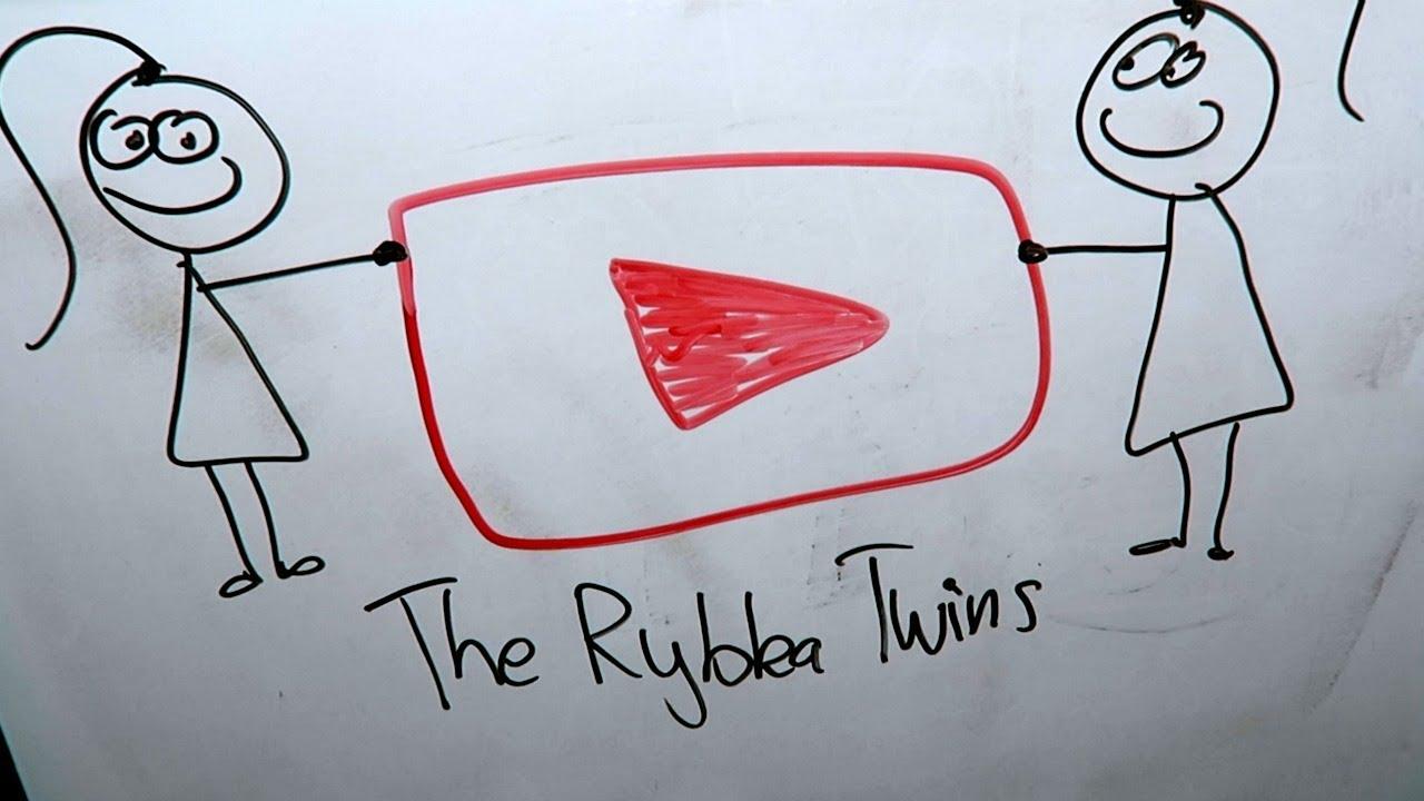 DRAW MY LIFE!   The Rybka Twins