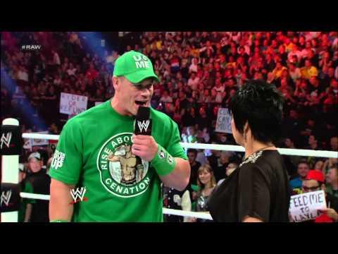 "Vickie Guerrero reveals more ""AJ scandal"" security cam footage: Raw, Nov. 5, 2012"