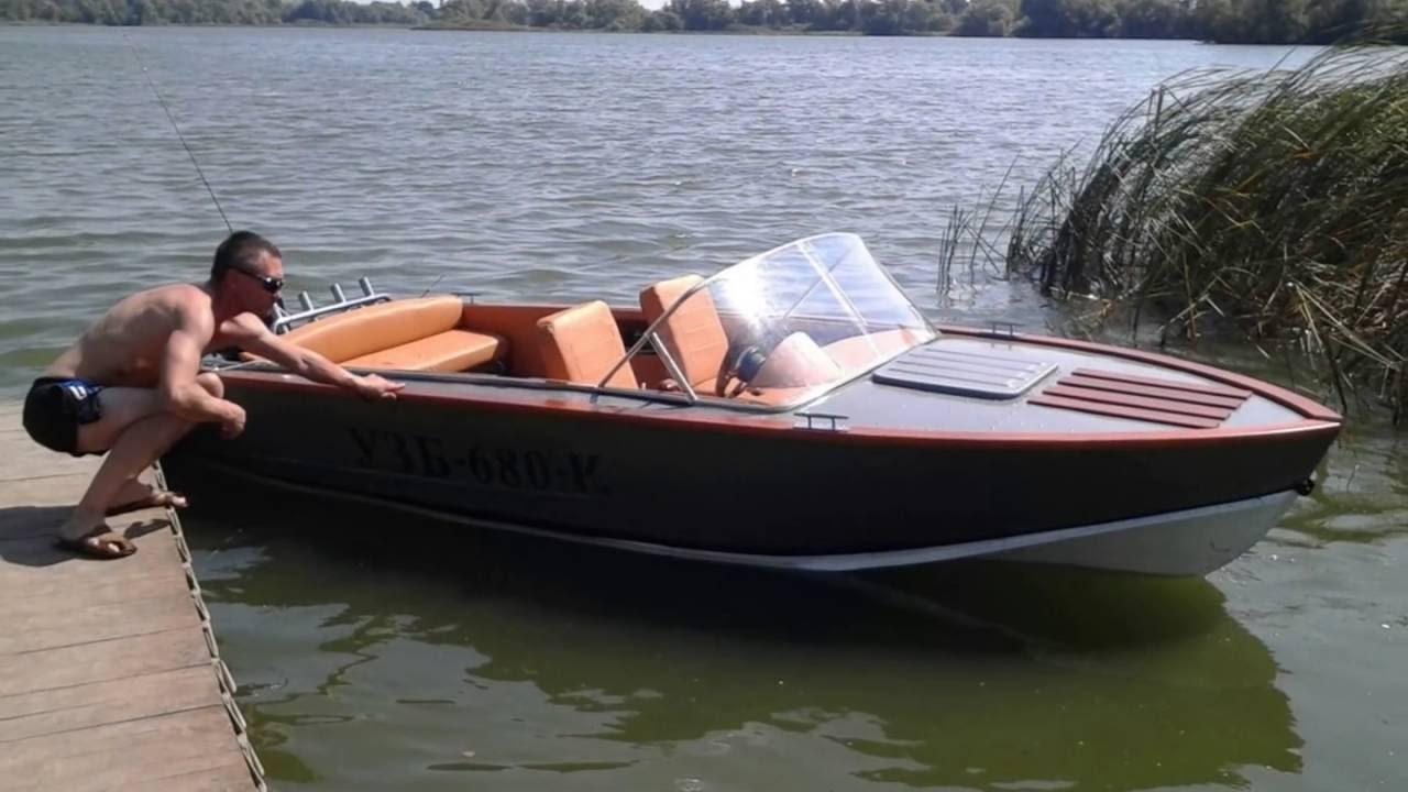 Тюнинг лодок прогресс 4 своими руками