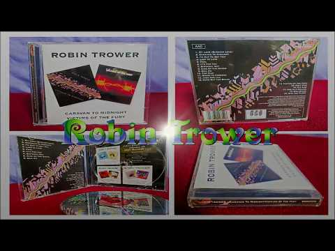 Trower: Caravan To Midnight / Victims Of The Fury (Full CD)
