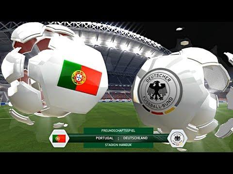 Portugal Testspiel