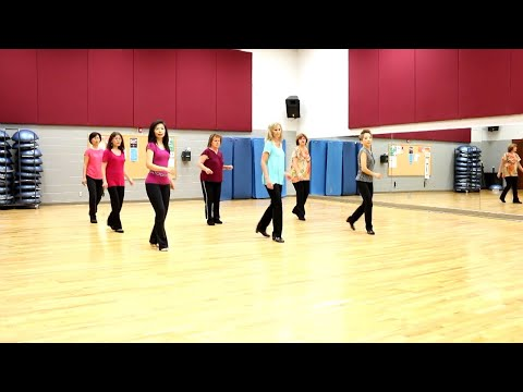 If You're Over Me - Line Dance (Dance & Teach in English & 中文)