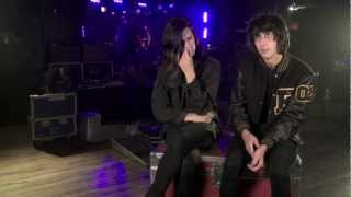 The Horrors on Britpop (Live in NYC Interview)