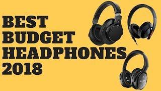 Video BEST BUDGET HEADPHONES 2018 download MP3, 3GP, MP4, WEBM, AVI, FLV Juli 2018