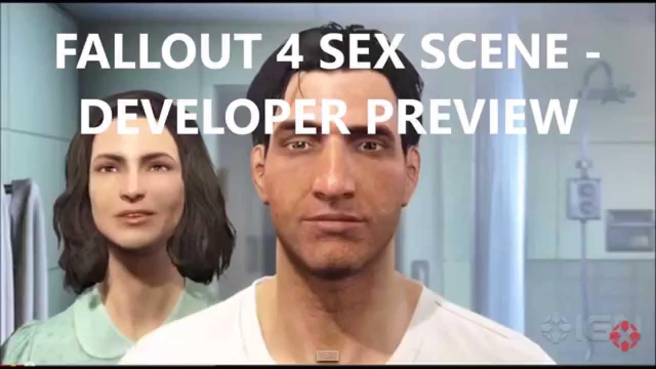 fallout hidden sex scene