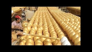 Amazing factories that you will see for the first time in your life. Fantastic production.