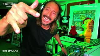 Bob Sinclar - Live from Bob's Studio (Heineken powered by Defected)