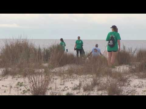 Renew Our Rivers partnership helps maintain beauty of Deer Island for years