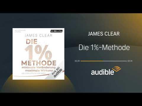 Die 1%-Methode - Minimale Veränderung, maximale Wirkung YouTube Hörbuch Trailer auf Deutsch