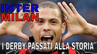 [INTER-MILAN] I derby di Milano passati alla storia 📚