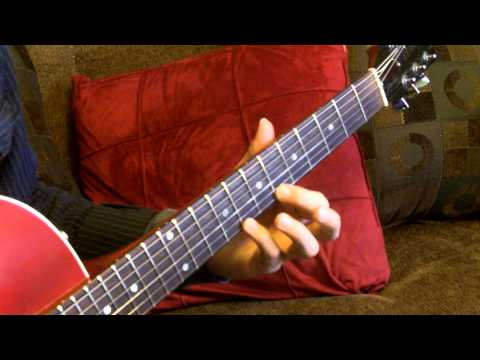 "HOW TO PLAY ""MIDNIGHT BLUE"" BY KENNY BURRELL"