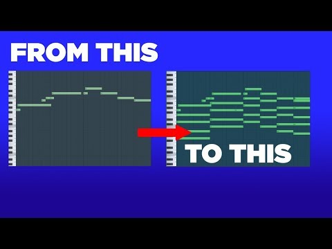 How to Make Chords from One Note [Advanced Music Theory]
