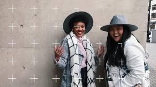 C U R R E N T Community x Ashley Wierenga + The Wide Brim Hat