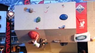 Super finale Boulder contest Punta Nera 2014 Thumbnail