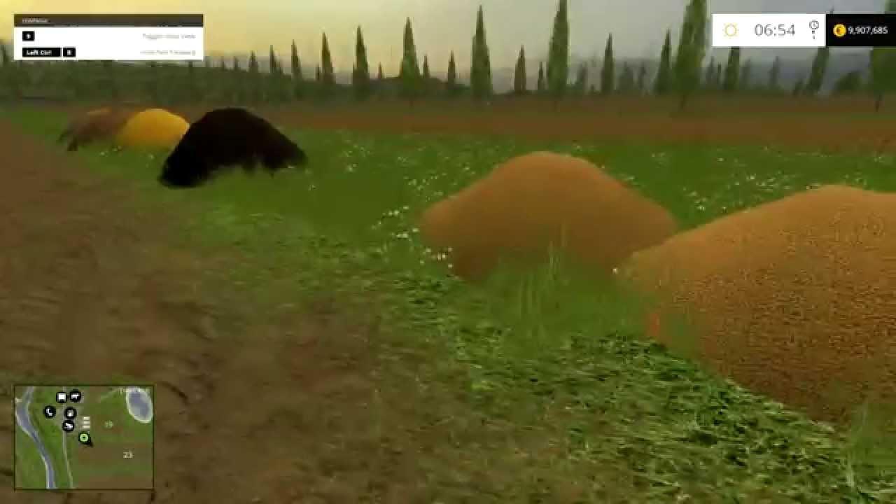 Farming Simulator 15 - Mod Spotlight - Heap trigger