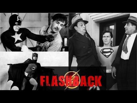 Les années Serial : Batman raciste ?  Et un Captain sans bouclier ! Flashback #2