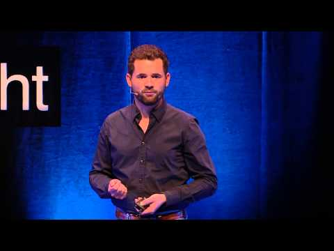 The electric car & industry | Michiel Langezaal | TEDxMaastricht