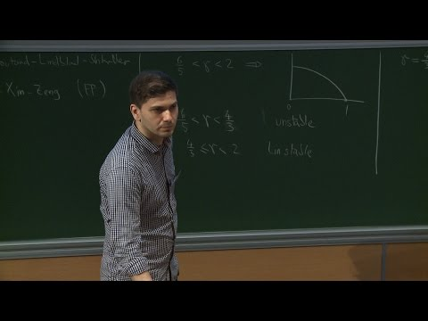 Mahir HADZIC - Nonlinear stability of expanding stars in the mass-critical Euler-Poisson system