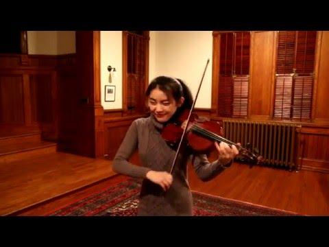 L.  Boccherini, Minuet - Jennifer Jeon