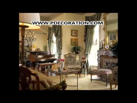 decoration salon salle a manger photos decoration maison youtube. Black Bedroom Furniture Sets. Home Design Ideas