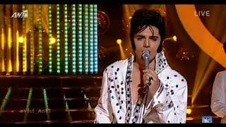 * 01/06/2014 ~ YFSF ~ Κώστας Δόξας (Elvis) - Falling in love