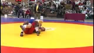 120 кг. Mijain Lopez vs Russ Davie