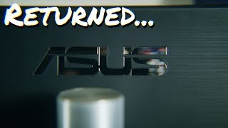 I returned the ASUS PA32UC... - Monitor Roulette Episode 3