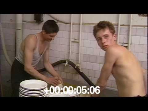 1986. Чернобыль. Быт ликвидаторов.