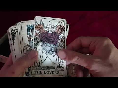 Tarot Vintage vidéo