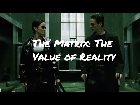 The Philosophy Of The Matrix: The Value Of Reality