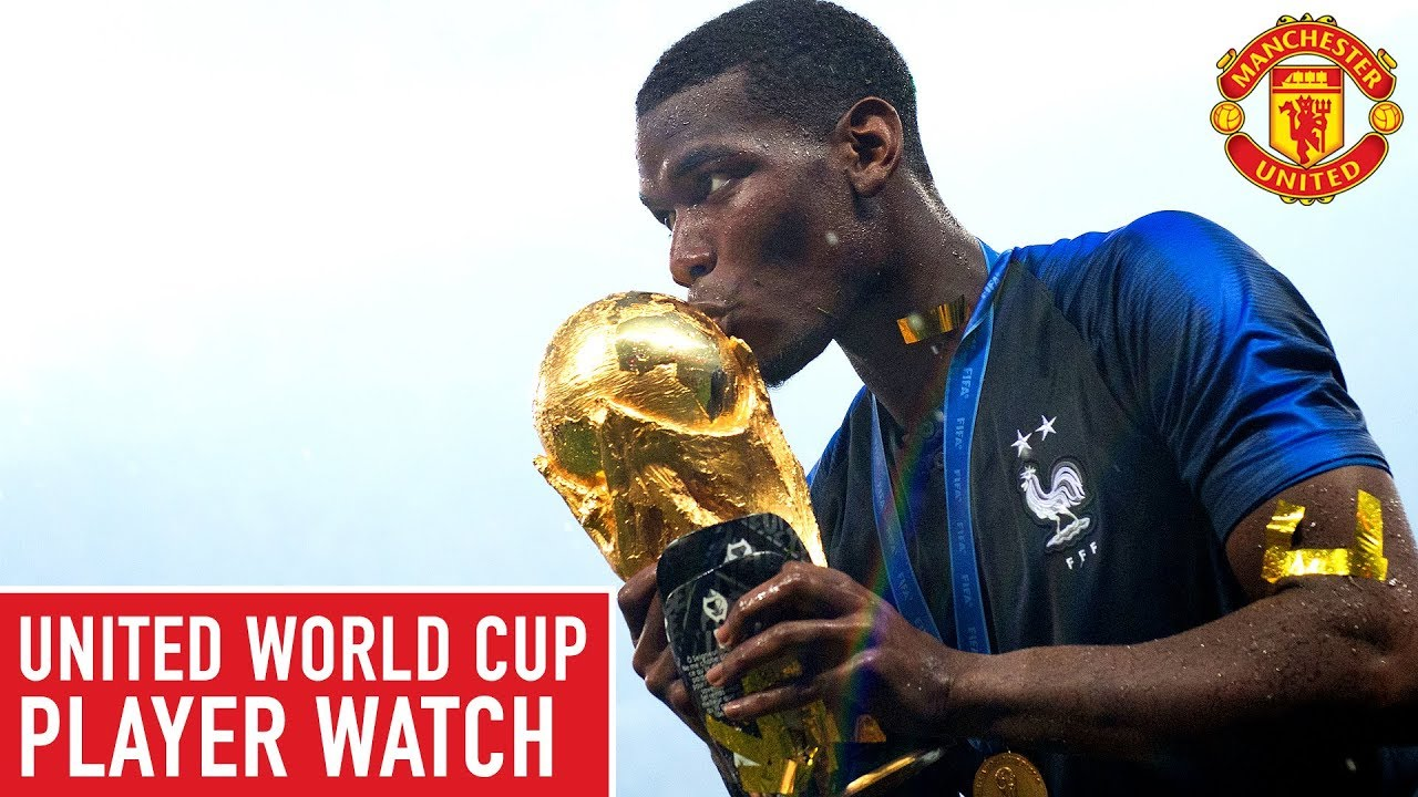 Paul Pogba, World Cup Winner!