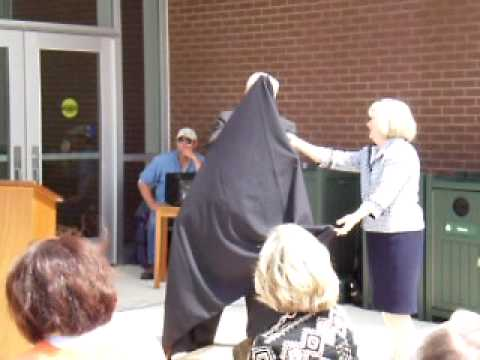 Roe Center Plaque Presentation (05-14-10).AVI