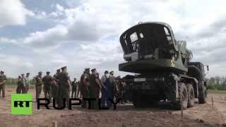 Russia: Army engineers test new drone tech