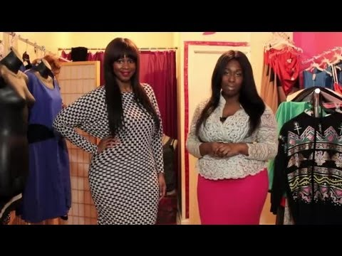 What Do You Wear on a Night Out if You\'re a Plus Size? : Plus Size Fashion  Ideas