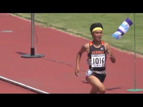 関東中学陸上2015 共通男子800m決勝 大会新記録