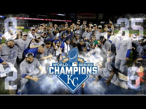 Kansas City Royals |  End of an Era ᴴᴰ