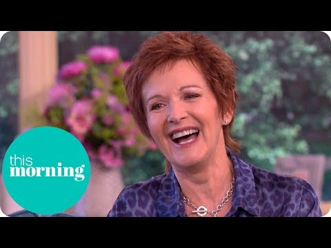 Jackie Woodburne Loves the British Neighbours   This Morning