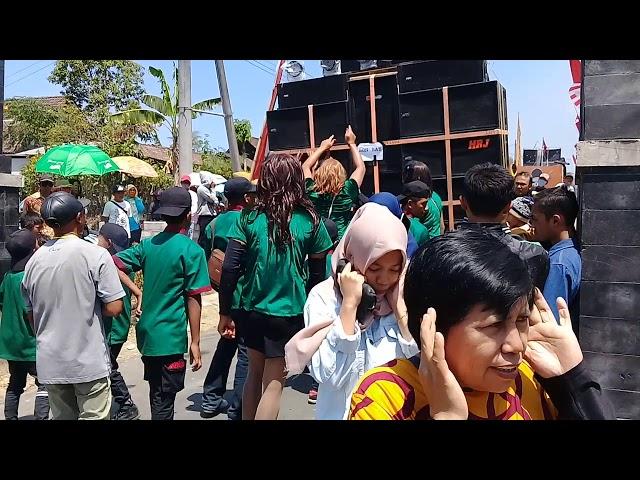 HRJ karnaval NGANTRU paling belakang 19-8-2018