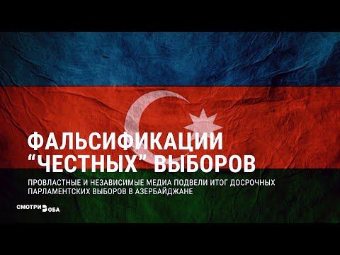 Выборы в Азербайджане: