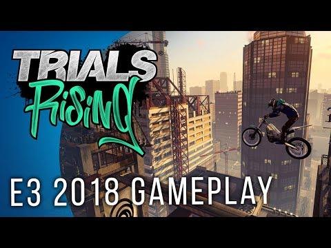 Trials: Rising (E3 2018 Gameplay)