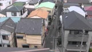 Images shot as 8.9-magnitude quake strikes Tokyo