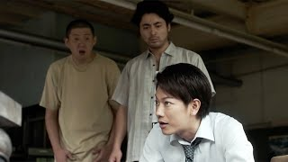 山田孝之と佐藤健が兄弟役を演じる映画『ハード・コア』の予告映像が解...
