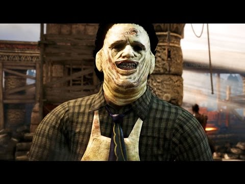 Mortal Kombat XL - Leatherface Killer Variation Klassic Ladder