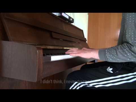 Nineteen Hundred and Eighty Five Piano only (with Lyrics, Karaoke)