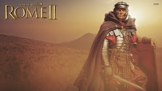 Total War: Rome 2 За Рим # 9 Новая тактика боя!!!