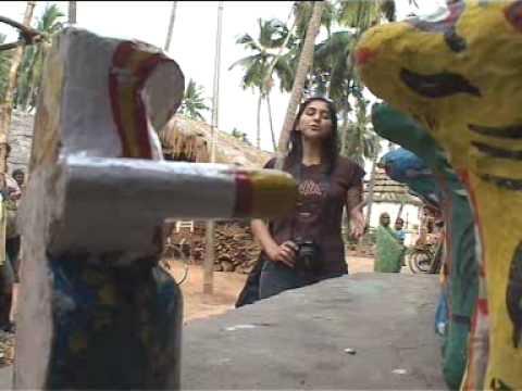 7 Wonders of India: Raghurajpur Craftsman Village