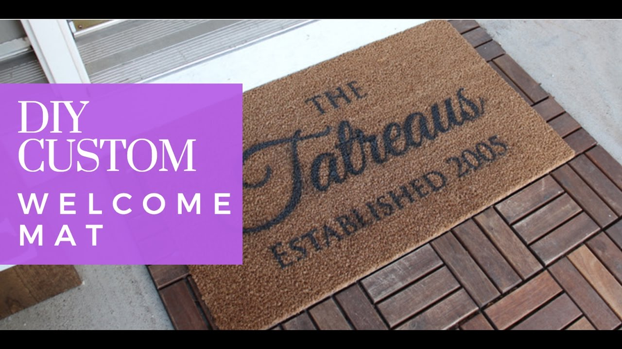 mat rug rats welcome mats custom know veterinarian logo need matthews you door clinic animal to all