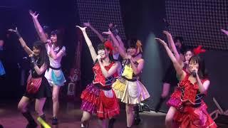 【2018年6月23日】仮面女子・アリス十番が2部公演で新衣装を披露した。...