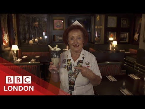 Rita Is Hard Rock's Longest Serving Waitress - BBC London