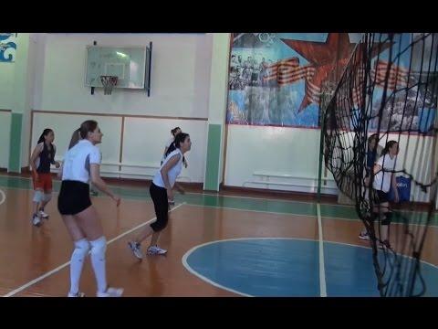 Волейбол. Женская сборная Кыргызстана готовится к Исламским играм солидарности-2017